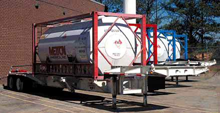 Metton 5,000 Gallon ISO Containers